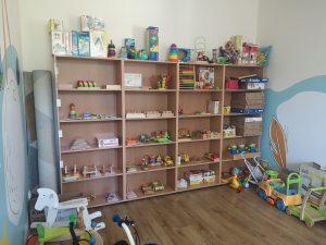 Библиотека на играчките